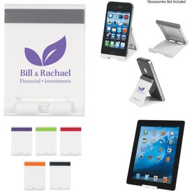 Phone and Tablet Stand with Your Logo