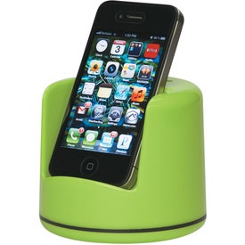 Personalized Phone Friend Stand and Bank