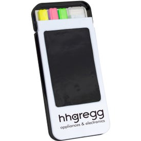 Printed Phone Holder with Highlighters
