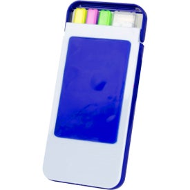Custom Phone Holder with Highlighters