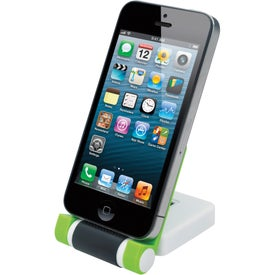 Printed Phone Holder With Screen Cleaner