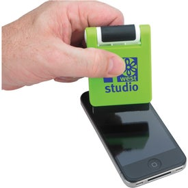 Phone Holder With Screen Cleaner for Your Church