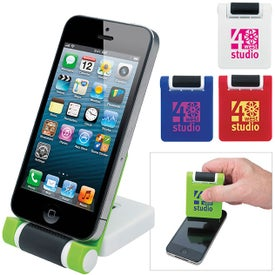 Phone Holder With Screen Cleaner for Your Organization