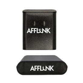 Branded Cell Phone Stand Ear Bud Holder
