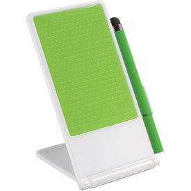 Advertising Phone Stand With Stylus Pen