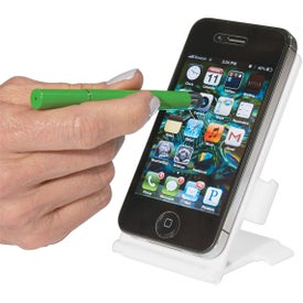 Phone Stand With Stylus Pen for Customization