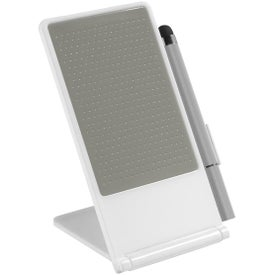 Phone Stand With Stylus Pen for your School