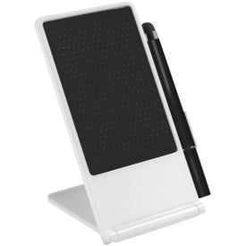 Phone Stand With Stylus Pen for Advertising