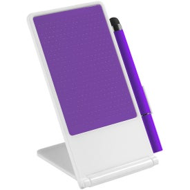 Phone Stand With Stylus Pen for Promotion