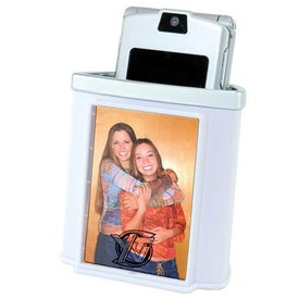 Imprinted Photo Cell Phone Holder