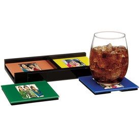Printed Photo Coaster Set
