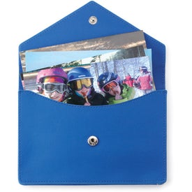 Photo Envelope with Your Slogan