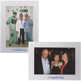 "Aluminum Photo Frame (4"" x 6"")"