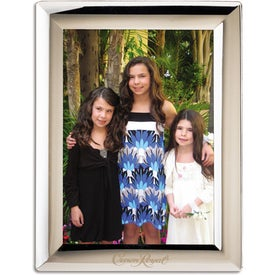 Personalized Photo Frame for Advertising