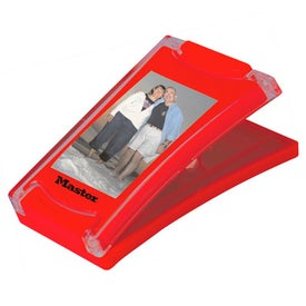 Customized Photo Magnet Clip