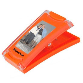 Personalized Photo Magnet Clip