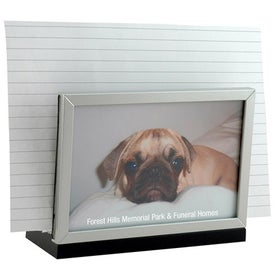 Advertising Photo Napkin/Note Holder