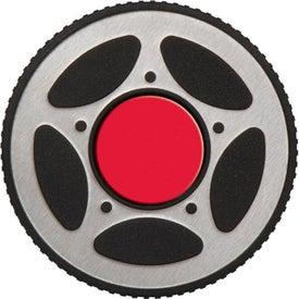 Logo PhotoVision Tire Coaster