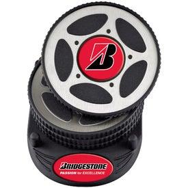 PhotoVision Tire Coaster Set