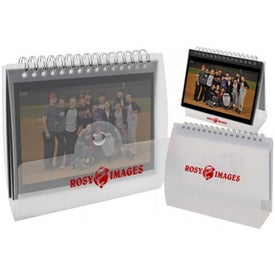 Picture-a-Day Photo Frame Branded with Your Logo
