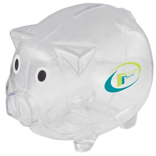 Promotional Piggy Banks With Custom Logo For Ea