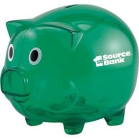 Piglet Bank for Marketing