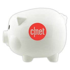 Piggy Bank for Kids Printed with Your Logo
