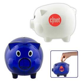Advertising Piggy Bank for Kids