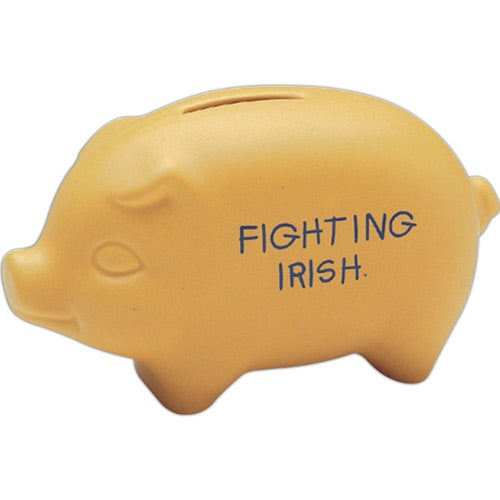Orange Piggy Bank