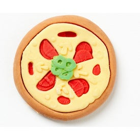 Imprinted Pizza Pie 3Drasers