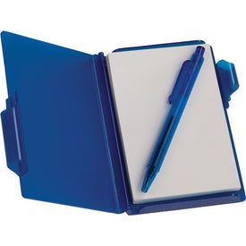 Plastic Note Pad Holder Branded with Your Logo