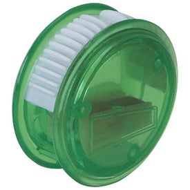 Imprinted Plastic Pencil Sharpener