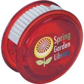 Plastic Pencil Sharpener for Promotion