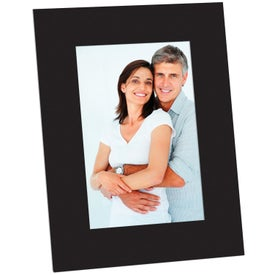Plastic Picture Frame with Your Slogan