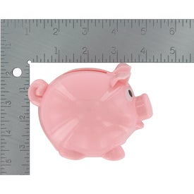 Advertising Mini Plastic Piggy Bank