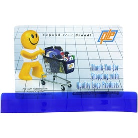 Plastic Wave Frame Imprinted with Your Logo