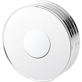 Promotional Platinum Coin Clock