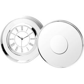 Platinum Coin Clock for Your Company
