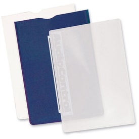 Custom Pocket Book Sheet Magnifier with Case