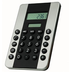 Two Tone Pocket Calculator