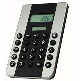Two Tone Pocket Calculator