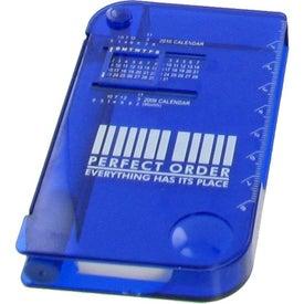 Pocket Pad Organizer for Customization
