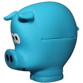 Customized Pocket Piggy Coin Holder