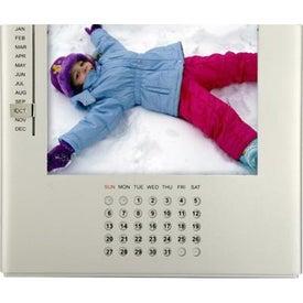 Company Pontos Perpetual Calendar Photo Frame