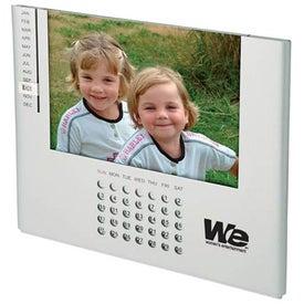 Pontos Perpetual Calendar Photo Frame