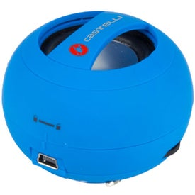 Pop-Up Speaker Imprinted with Your Logo