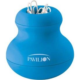POD Paper Clip Dispenser for Promotion