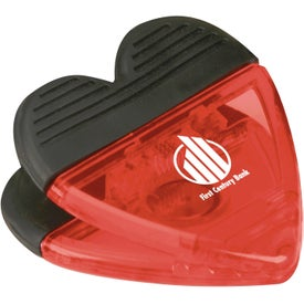 Power Clip Heart for Your Company
