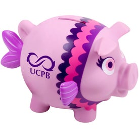 Pretty Piggy Bank