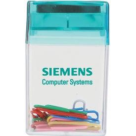 Company Prism Clip Dispenser